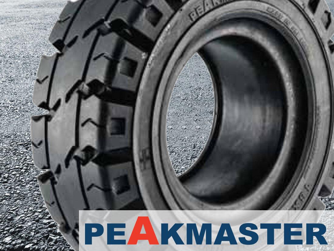 Llantas sólidas para montacargas - Peakmaster PSS