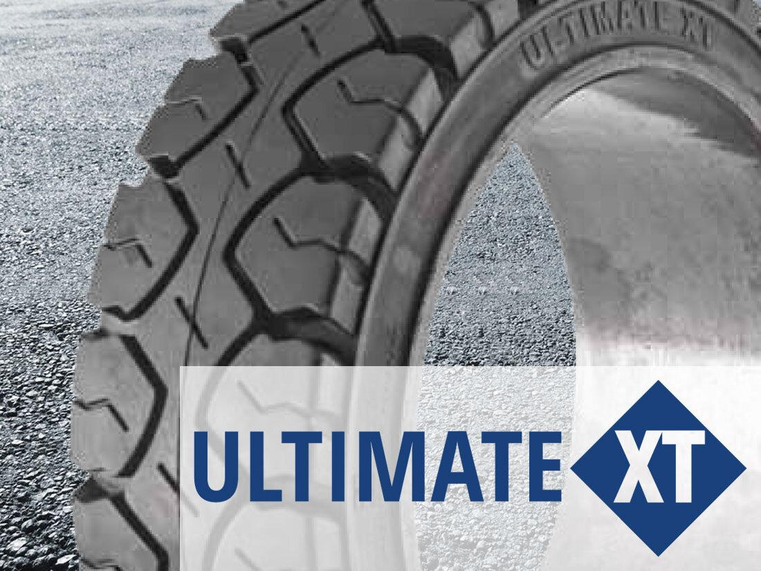 Llantas sólidas para montacargas - Ultimate XT POB