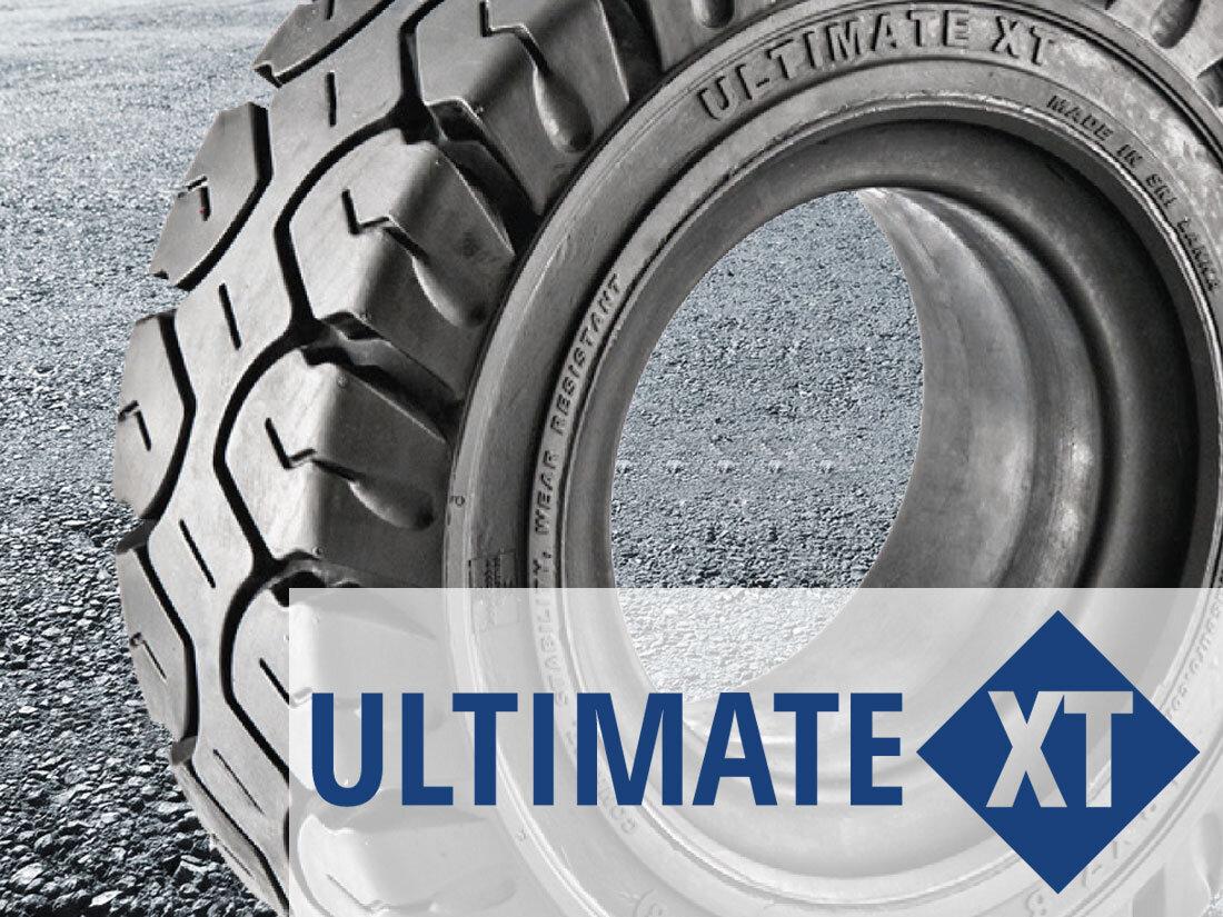 Llantas sólidas para montacargas - Ultimate XT PSS