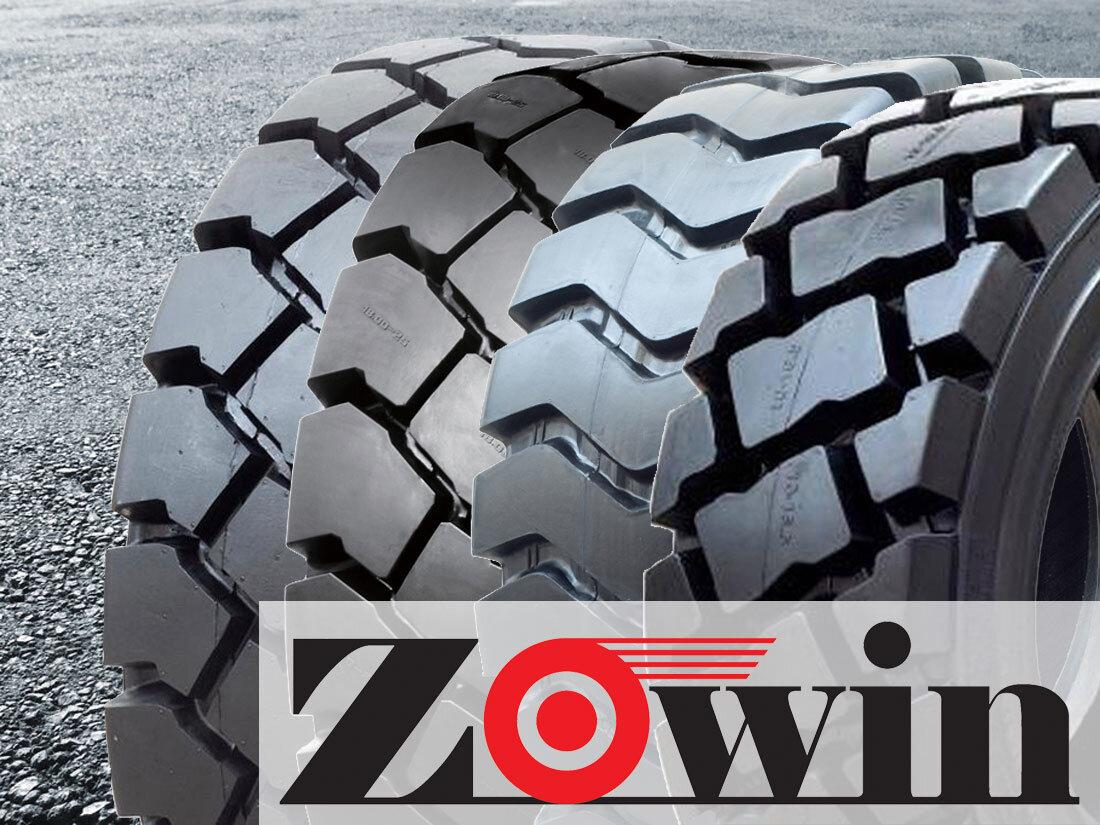 Neumáticos industriales - Zowin